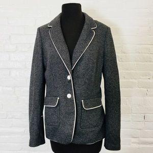 💙Banana Republic Italian Wool Blazer MSRP $168!